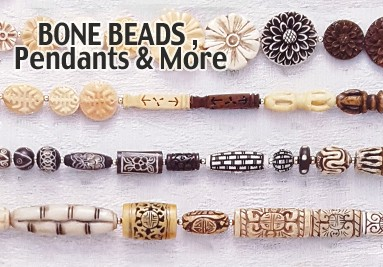 Beads, Pendants, Jewelry & more